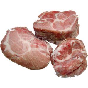 frozenmeat shabushabu pork collar
