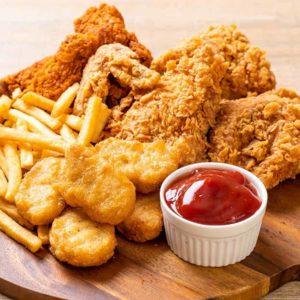 BBQ & Finger Food
